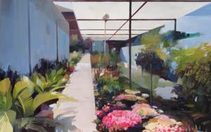 El vivero|PinturadeCarmen Montero| Compra arte en Flecha.es