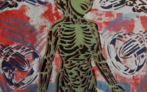 Atoms Split (Amor Platónico) Obra gráficadeCarlos Madriz  Compra arte en Flecha.es