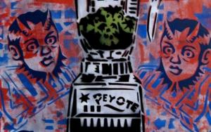 Guarapo De Peyote Obra gráficadeCarlos Madriz  Compra arte en Flecha.es
