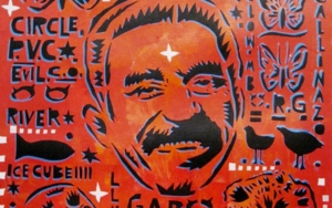 Gabo|Obra gráficadeCarlos Madriz| Compra arte en Flecha.es