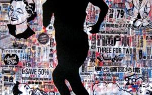 Bon Vivant|CollagedeCarlos Madriz| Compra arte en Flecha.es