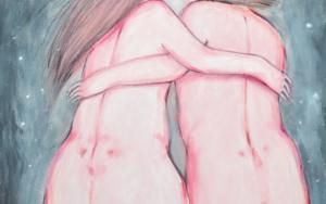 Amor|PinturadeYana Medow| Compra arte en Flecha.es
