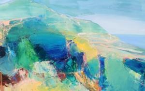 Woven Into The Landscape 2|PinturadeMagdalena Morey| Compra arte en Flecha.es