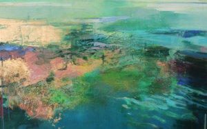Thoughts and Currents 3|PinturadeMagdalena Morey| Compra arte en Flecha.es