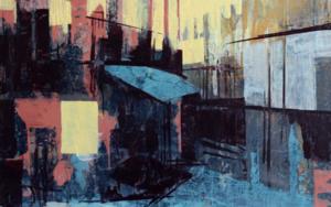El Rincón|PinturadeJENNY FERMOR| Compra arte en Flecha.es