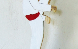Aurresku2|EsculturadeMiguel Costales| Compra arte en Flecha.es
