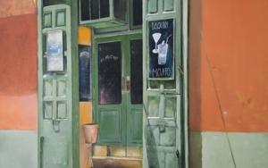 El Hecho- Madrid PinturadeTOMAS CASTAÑO  Compra arte en Flecha.es