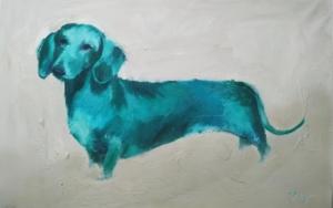 Cuestión de actitud II|PinturadePilar Álvarez| Compra arte en Flecha.es