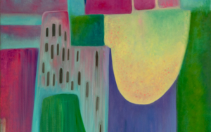 Variaciones geométricas 5|PinturadeHelena Revuelta| Compra arte en Flecha.es