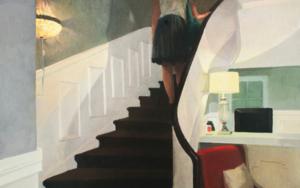 La escalera PinturadeOrrite  Compra arte en Flecha.es