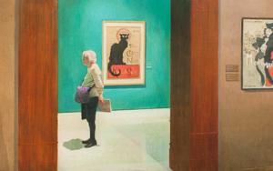 Arte VII ( Toulouse - Lautrec)|PinturadeOrrite| Compra arte en Flecha.es