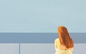 """Me and the world"" PinturadeDaniel Gibert  Compra arte en Flecha.es"