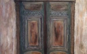 Puerta|PinturadeReyes| Compra arte en Flecha.es