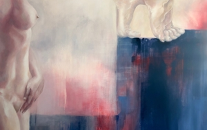 Poética de la partida|PinturadeAle Feijó| Compra arte en Flecha.es