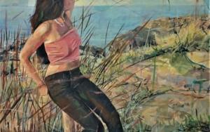En la Duna|PinturadeAmaya Fernández Fariza| Compra arte en Flecha.es