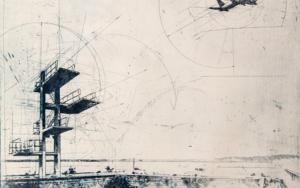 Trampolin|Obra gráficadeWenceslao Robles| Compra arte en Flecha.es