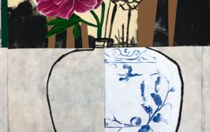 Floral Arrangement n.7|PinturadeNadia Jaber| Compra arte en Flecha.es