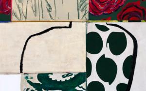 Floral Arrangement n.9|PinturadeNadia Jaber| Compra arte en Flecha.es