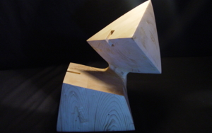 TORSIONES  VI|EsculturadeEFRÉN| Compra arte en Flecha.es