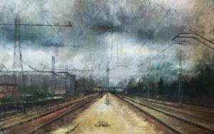 Azuqueca de Henares|PinturadeAdriana Berges| Compra arte en Flecha.es