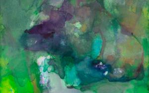 Animal pensando en dimensiones superiores|PinturadeÁlvaro Marzán| Compra arte en Flecha.es