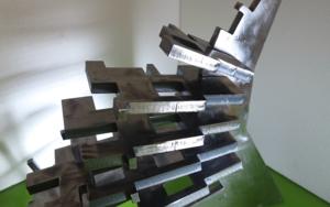 BABELIA  VII|EsculturadeEFRÉN| Compra arte en Flecha.es