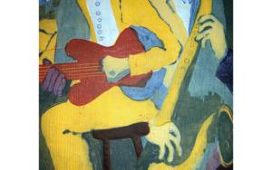 Jazz dueto IV Obra gráficadeJenifer Carey  Compra arte en Flecha.es