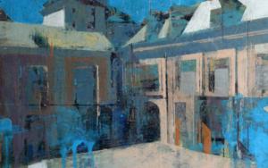 Palacio|PinturadeJENNY FERMOR| Compra arte en Flecha.es