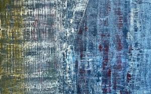 Composición cuatricolor|PinturadeEnric Correa| Compra arte en Flecha.es