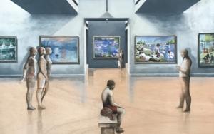 Otra mirada III|CollagedeMenchu Uroz| Compra arte en Flecha.es