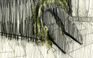 Cleopatra|DibujodeIgnacio Lobera| Compra arte en Flecha.es