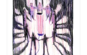 UV Bless America DibujodeIgnacio Lobera  Compra arte en Flecha.es