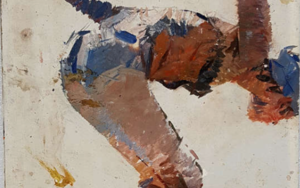 In the swimming pool 4|PinturadeShponko Gregori Andreevich| Compra arte en Flecha.es