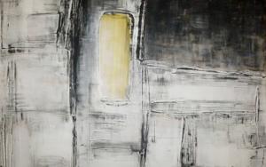 Cuando anochece|PinturadeMay Pérez| Compra arte en Flecha.es