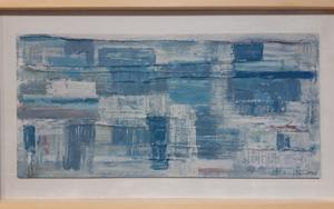 Composición XVI|PinturadeMay Pérez| Compra arte en Flecha.es