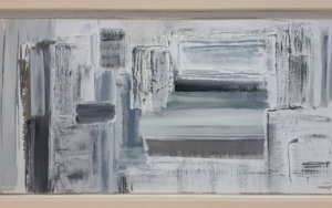 Composición XVIII|PinturadeMay Pérez| Compra arte en Flecha.es