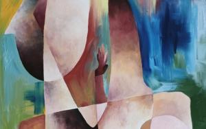 Distintas partes.|PinturadePatricia| Compra arte en Flecha.es
