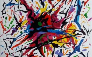 ANTHEM|PinturadeValeriano Cortázar| Compra arte en Flecha.es