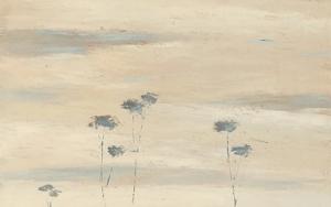 Landscape With Tall Trees|PinturadeKestutisj| Compra arte en Flecha.es