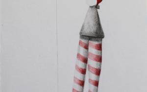 6|DibujodeBarbaC| Compra arte en Flecha.es