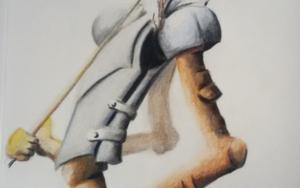 Quijote 10 DibujodeBARBAC  Compra arte en Flecha.es
