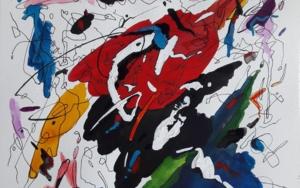 ROMANCE  NO 2 - BEETHOVEN|PinturadeValeriano Cortázar| Compra arte en Flecha.es