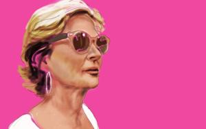 Retrato de Ce|DigitaldeAlberto Ballarín| Compra arte en Flecha.es