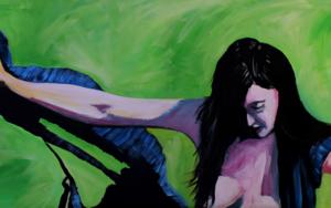 Randeeira ( Serie - 23 ) PinturadeDelio Sánchez  Compra arte en Flecha.es