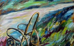 Randeeira  ( Serie -22)|PinturadeDelio Sánchez| Compra arte en Flecha.es