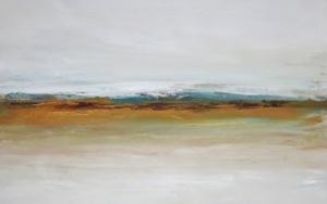 Como el sonido del invierno encuentra su camino hacia el cielo|PinturadeEsther Porta| Compra arte en Flecha.es