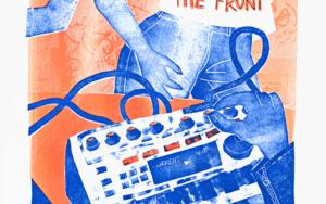 Girls to the front|IlustracióndeMar Estrama| Compra arte en Flecha.es
