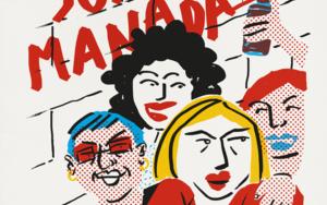 Somos Manada|IlustracióndeMar Estrama| Compra arte en Flecha.es