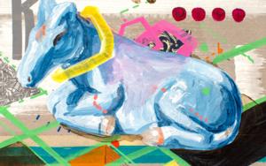 Herencias edición especial 1|DibujodeAlejandra de la Torre| Compra arte en Flecha.es