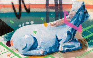 Herencias edición especial 2|CollagedeAlejandra de la Torre| Compra arte en Flecha.es